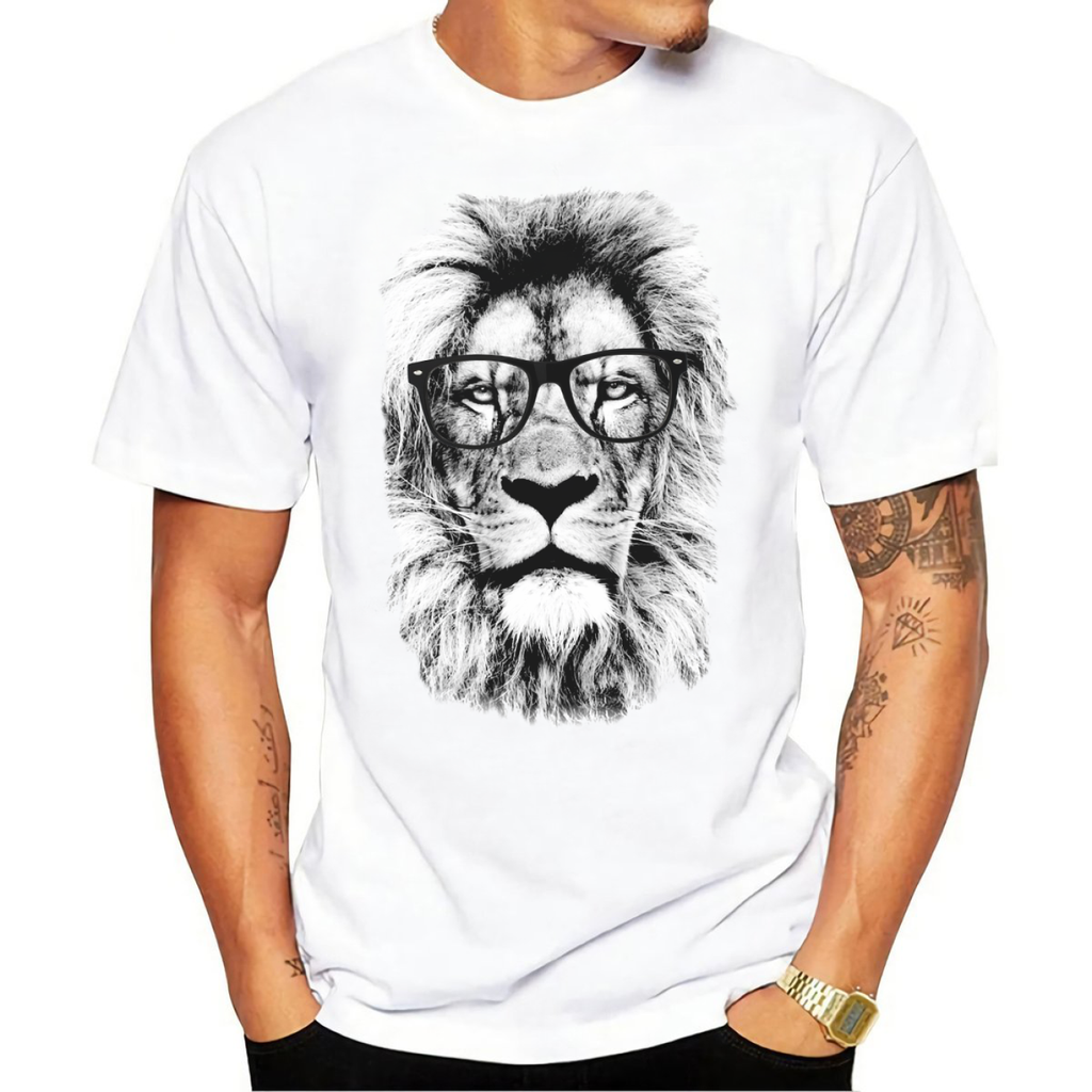 Pologize™ Fashion Lion T-Shirt