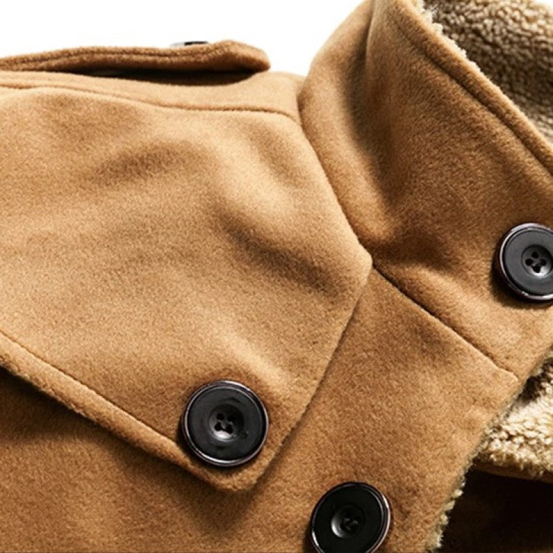 Pologize™ Woolen Autumn Jacket