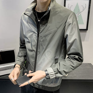 Pologize™ Autumn Collar Jacket