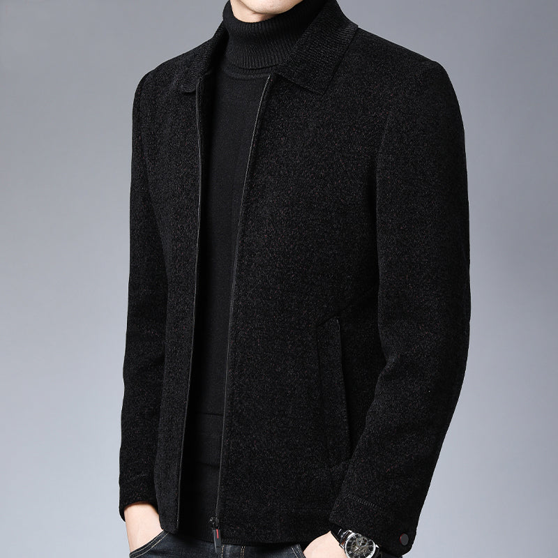 Pologize™ Thick Woolen Jacket