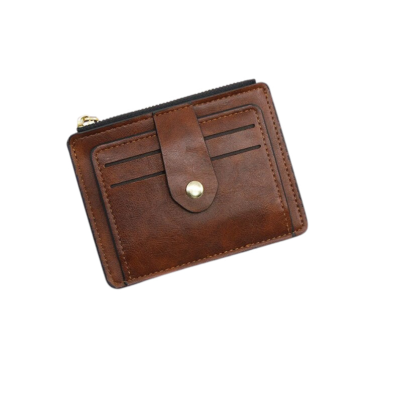 Pologize™ Card Holder Slim Leather Wallet
