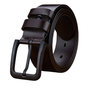 Pologize™ Luxury Designer Leather Belt