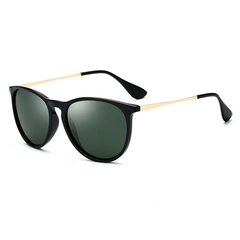 Pologize™ Metal Round Sunglasses
