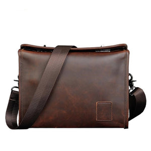 Pologize™ Business Waterproof Leather Bag