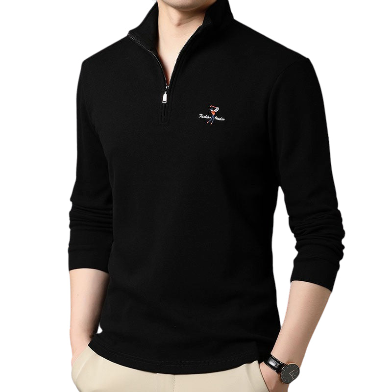 Pologize™ Long Sleeved Collar Shirt