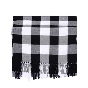 Pologize™ Trendy Plaid Scarf