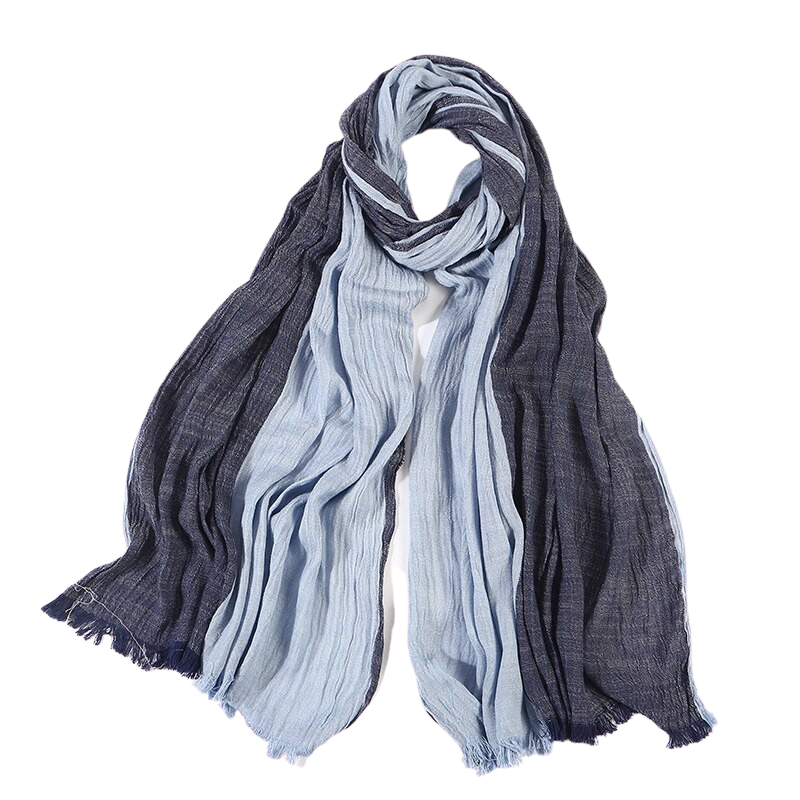 Pologize™ Casual Long Cotton Scarf