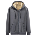 Pologize™ Casual Cotton Zip Up Hoodie