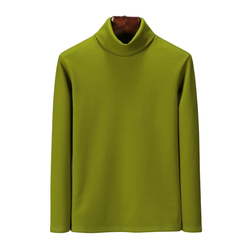 Pologize™ High Neck Sweater