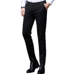 Pologize™ Formal Slim-Fit Suit Pants
