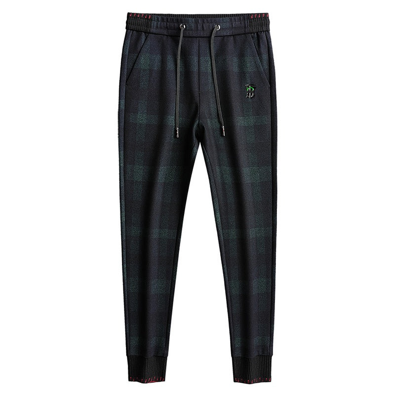 Pologize™ Cozy Tapered Trousers