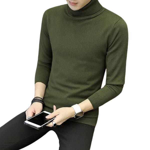 Pologize™ Turtleneck Sweater