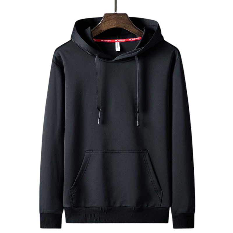 Pologize™ Casual Solid Hoodie