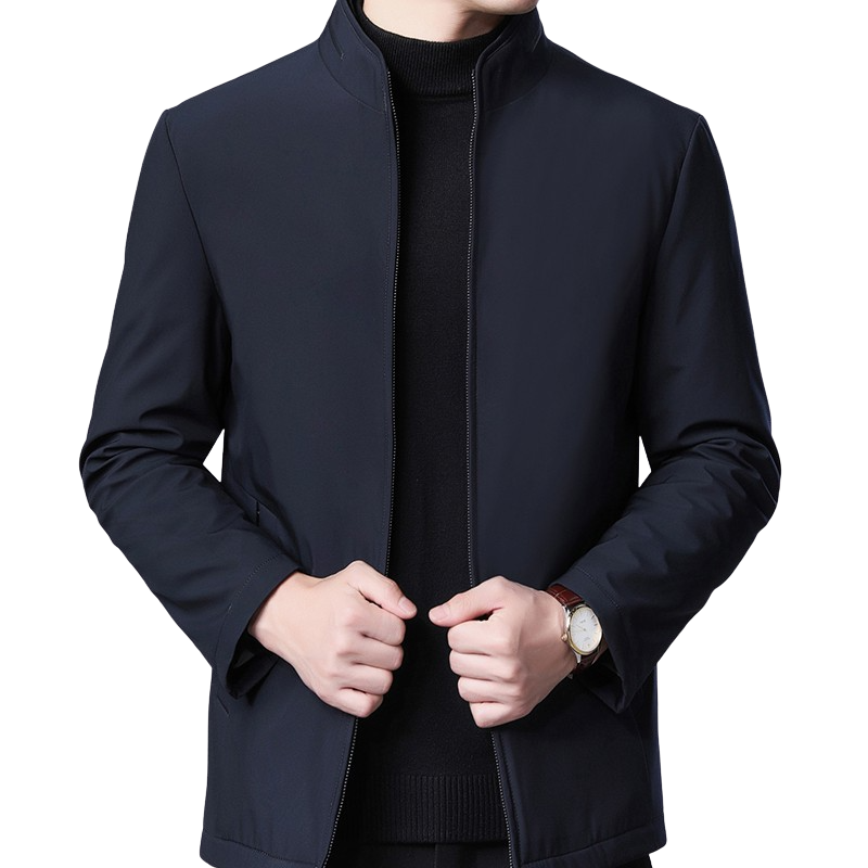 Pologize™ Slim Fit Zipper Jacket