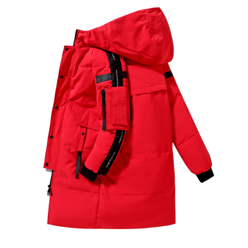 Pologize™ Waterproof Long Down Coat