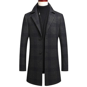 Pologize™ Slim Fit Thick Coat