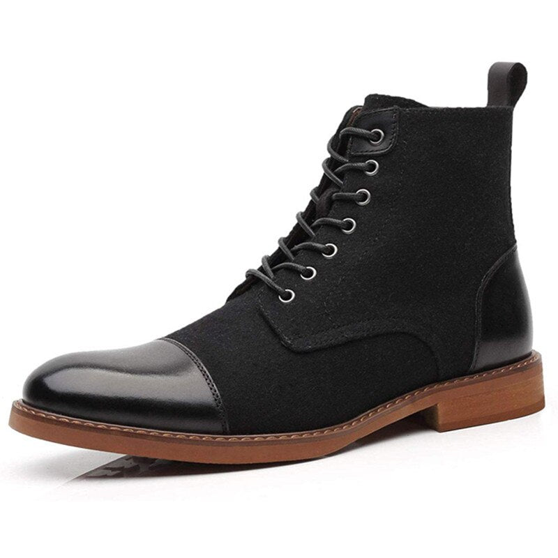 Pologize™ Elegant High-Top Boots