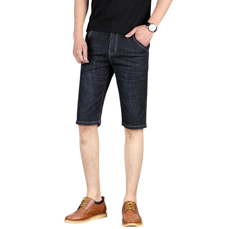 Pologize™ Slim Fit Denim Shorts
