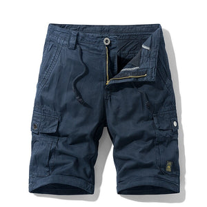 Pologize™ Trekking Cotton Cargo Shorts