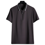 Pologize™ Basic Loose Polo Shirt