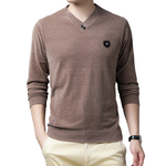 Pologize™ Casual Long Sleeve Sweater