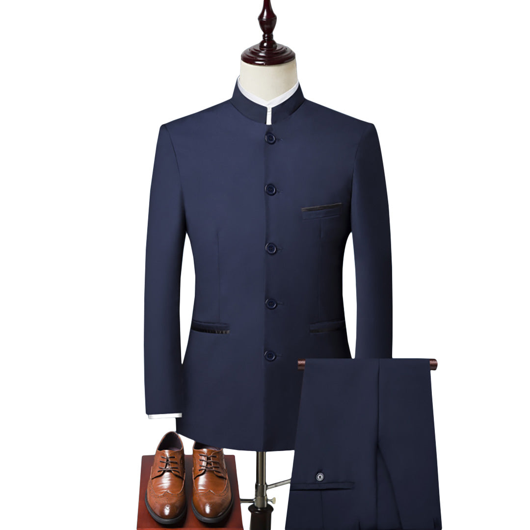 Pologize™ Simple Formal Suit