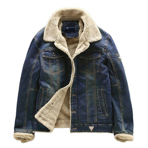 Pologize™ Denim Street Jacket
