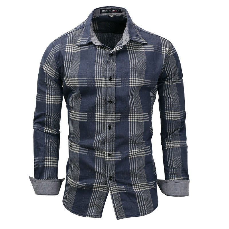 Pologize™ Plaid Classic Fit Shirt