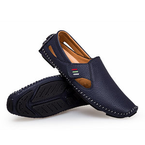 Pologize™ Germano Leather Loafers