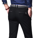 Pologize™ Formal Elastic Chinos