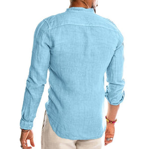 Pologize™ Omeri Long Sleeve Shirt
