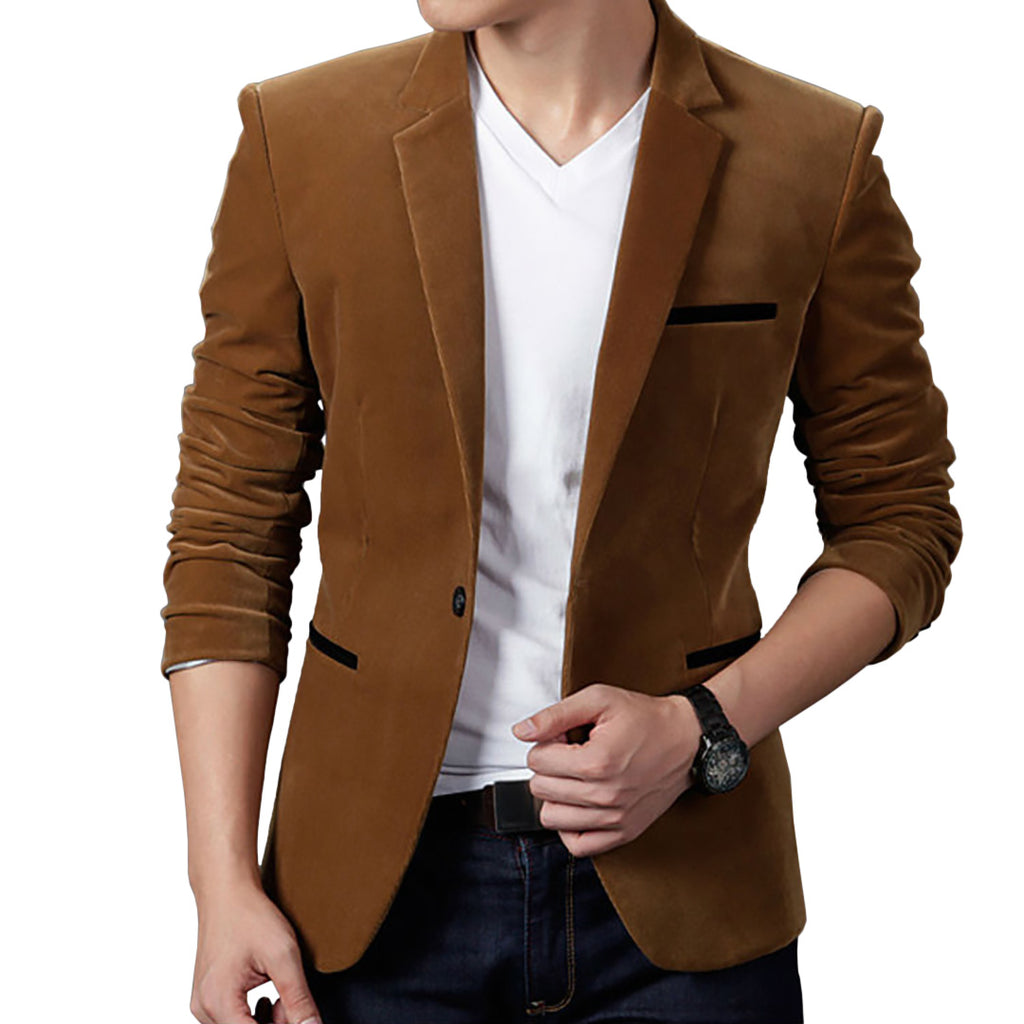 Pologize™ Simple Gentle Blazer