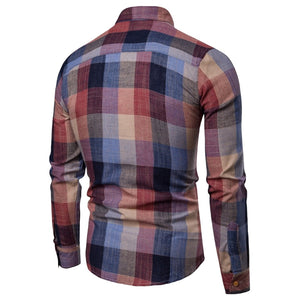 Pologize™ Casual Checkered Shirt