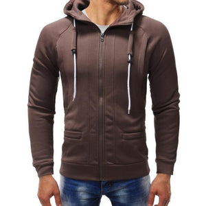 Pologize™ Casual Zip Up Hoodie