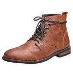Pologize™ Brown Ankle Boots