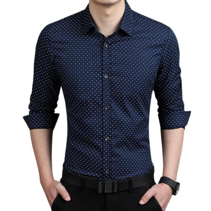 Pologize™ Dotted Shirt