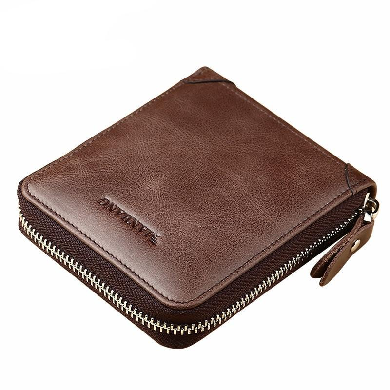 Pologize™ Small Zipper Wallet