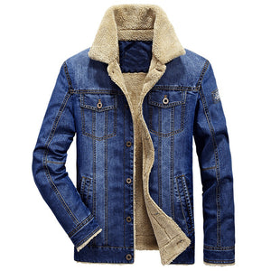 Pologize™ Autumn Fashionable Denim Jacket
