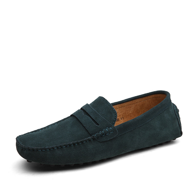 Pologize™ Leather Loafers