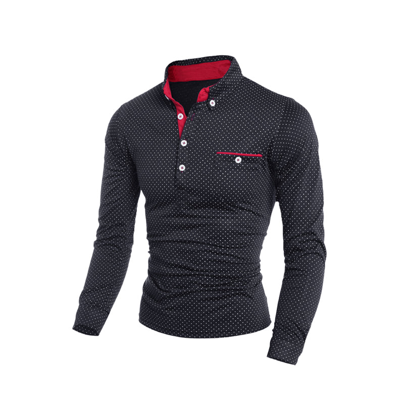 Pologize™ Long Sleeve Slim Shirt