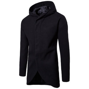 Pologize™ Hooded Elegant Coat