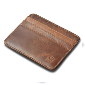 Pologize™ Casual Leather Wallet