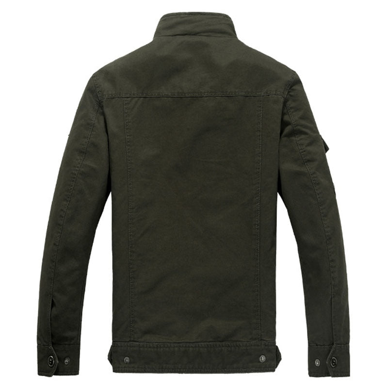 Pologize™ Soldier Military Jacket