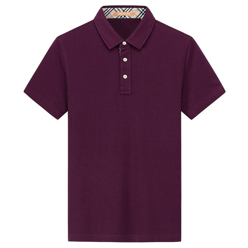 Pologize™ Pure Color Polo Shirt