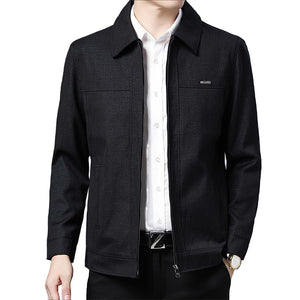 Pologize™ Casual Black Jacket