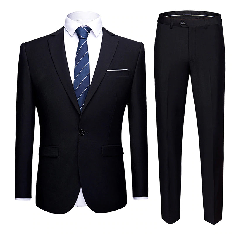 Pologize™ Slim Fit Business Suit