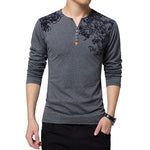 Pologize™ Decorated Long Sleeve Shirt