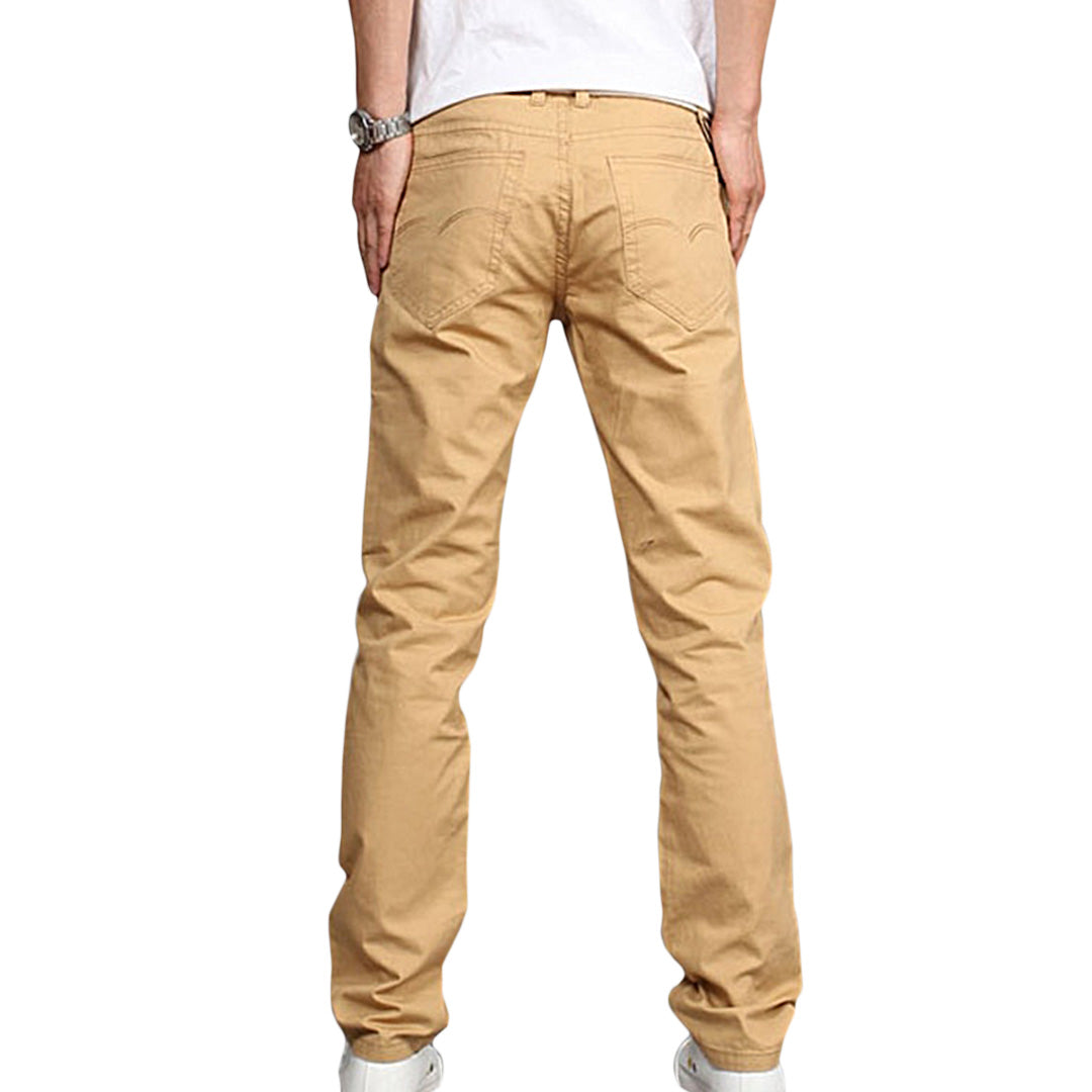 Pologize™ Solid Chinos
