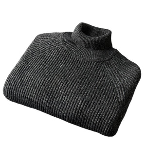 Pologize™ Winter Turtleneck Pullover