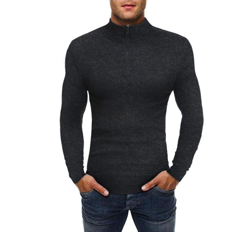 Pologize™ Soft Turtleneck Pullover